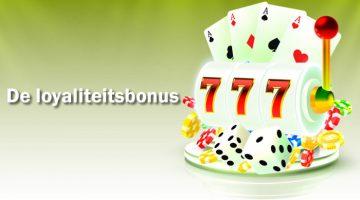 De loyaliteitsbonus bij online casino's, wat is het precies